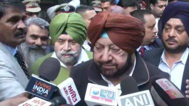 Captain Amarinder Singh: সিএএ নির্লজ্জ বিভাজক কেন্দ্র এই আইন ফিরিয়ে নিক,  বিধানসভায় সরব পাঞ্জাব