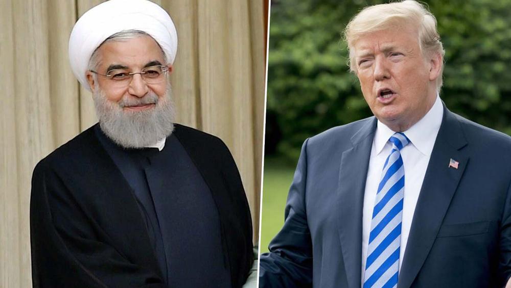 Hassan Rouhani: ইরানকে হুমকি দিও না, মার্কিন প্রেসিডেন্টকে সতর্ক করলেন হাসান রৌহানি