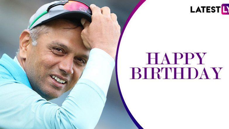 Happy Birthday Rahul Dravid: ৪৩ বছরে ভারতীয় ক্রিকেটের 'দ্য ওয়াল' রাহুল দ্রাবিড়, শুভ জন্মদিন
