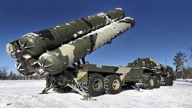 S-400 Missile System: ২০২৫ সালে ৫টি এস-৪০০ মিসাইল সিস্টেম পাবে ভারত