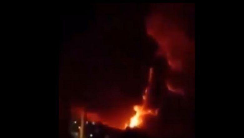 Rockets Attack in Baghdad: বাগদাদে আমেরিকান দূতাবাসের কাছে আছড়ে পড়ল ৩ ইরানি রকেট