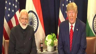 Narendra Modi-Donald Trump: ডোনাল্ড ট্রাম্পকে নতুন বছরের শুভেচ্ছা জানালেন নরেন্দ্র মোদি, 'ভারত-মার্কিন সম্পর্ক শক্তিশালী থেকে আরও শক্তিশালী হচ্ছে' মন্তব্য প্রধানমন্ত্রীর