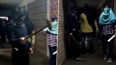 Delhi Police Filed FIR: প্রায় ১৭ ঘণ্টা পার, অবশেষে জেএনইউ হামলার এফআইআর নিল দিল্লি পুলিশ