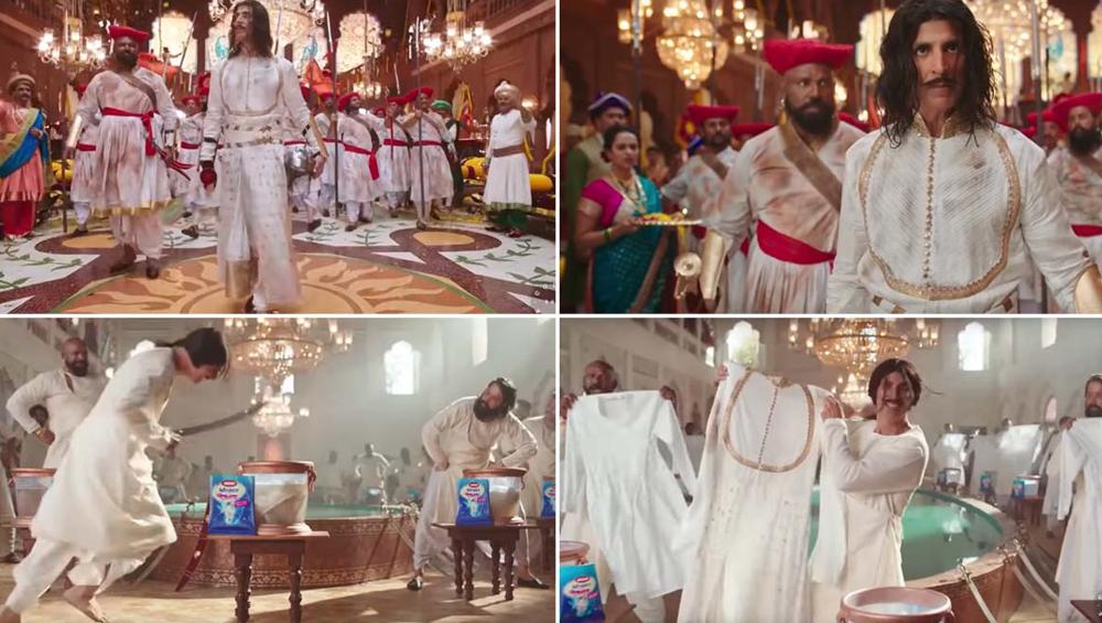 Akshay Kumar's Nirma Ad Spoofing Marathas: নিরমা-র বিজ্ঞাপনে শিবাজিকে নিয়ে মশকরা, অক্ষয় কুমারের বিরুদ্ধে এফআইআর দায়ের