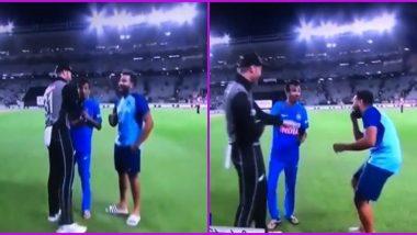 India vs New Zealand 2nd T20I: ভারতীয় দলের স্পিনার যুজবেন্দ্র চাহালকে গালি দিলেন নিউজিল্যান্ডের মার্টিন গাপটিল! ভাইরাল ভিডিয়ো