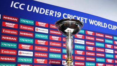 ICC Under-19 World Cup 2020: শুক্রবার থেকে শুরু অনূর্ধ্ব-১৯ ক্রিকেট বিশ্বকাপ, দেখে নিন কবে কবে রয়েছে ভারতের খেলা