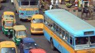 Kolkata: আনলক ১-র প্রথম দিনেই শিকেয় সামাজিক দূরত্ব, যান-জটে চেনা পুরনো ছন্দে কলকাতা