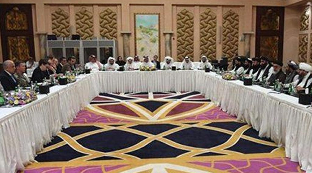 US To Sign Peace Deal With Taliban: ১৮ মাসে আফগানিস্তান থেকে সমস্ত সেনা প্রত্যাহার, চলতি মাসেই তালিবানের সঙ্গে শান্তি চুক্তি করছে অ্যামেরিকা