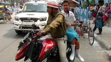 Madhyamik Exam 2020: স্কুল থেকে অ্যাডমিটই তোলা হয়নি, গড়িয়ায় পুলিশের সাহায্যে মাধ্যমিক পরীক্ষায় বসল ছাত্রী