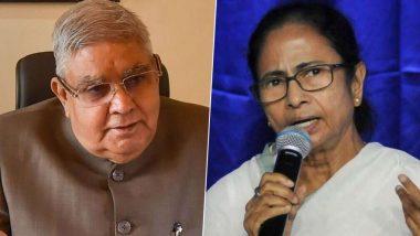 Mamata Banerjee Meets Governor: অবশেষে বৈঠক মুখ্যমন্ত্রী-রাজ্যপালের, জগদীপ ধনকড়ের জন্য ফুল, মিষ্টি নিয়ে পৌঁছন মমতা ব্যানার্জি