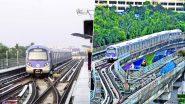 East-West Metro: স্টেশনে না থেমেই দৌড়ল ইস্ট-ওয়েস্ট মেট্রো