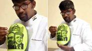 Donald Trump India Visit: তরমুজে নরেন্দ্র মোদি-ডোনাল্ড ট্রাম্প! তামিল শিল্পীর হাতের ছোঁয়ায় অবাক দেশবাসী