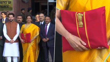 Union Budget 2020-21: আজ সংসদে ২০২০-২১ অর্থবছরের বাজেট পেশ করবেন অর্থমন্ত্রী নির্মলা সীতারমন