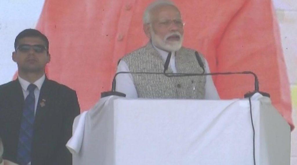 Narendra Modi: ৩৭০ ধারা বাতিল এবং CAA প্রবর্তনের মতো সিদ্ধান্তে অটল আছি, থাকব:নরেন্দ্র মোদি