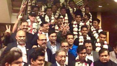 World Champions Bangladesh U19 Team: বিশ্বকাপ জিতে ঘরে ফিরল বাংলাদেশ ক্রিকেট দল, পেল রাজকীয় সংবর্ধনা