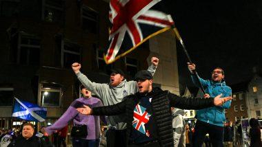 Brexit: ইউরোপীয় ইউনিয়ন থেকে নাম কাটিয়ে আজ থেকে 'সিঙ্গল' হল ব্রিটেন