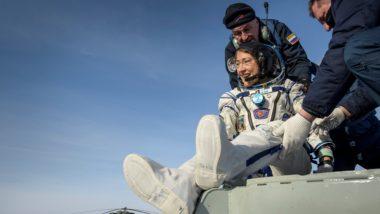 Christina Koch Returned To Earth: ৩২৮ দিন মহাকাশে, রেকর্ড গড়ে পৃথিবীতে ফিরলেন নাসার মহিলা মহাকাশচারী ক্রিশ্চিয়ানা কোচ