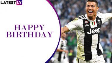 Cristiano Ronaldo Birthday Special:  ফুটবলের মহাতারকা ক্রিশ্চিয়ানো রোনাল্ডোর জন্মদিন, আজ রইল সিআর সেভন সম্পর্কিত অজানা তথ্য