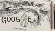 Sir John Tenniel Google Doodle: 'অ্যালিস ইন ওয়ান্ডারল্যান্ড'-এর চিত্রকর স্যার জন টেনিলের ২০০ বছরের জন্মদিনে গুগলের শ্রদ্ধার্ঘ্য