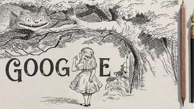 Sir John Tenniel Google Doodle: 'অ্যালিস ইন ওয়ান্ডারল্যান্ড'-এর চিত্রকর স্যার জন টেনিয়েলের ২০০ বছরের জন্মদিনে গুগলের শ্রদ্ধার্ঘ্য