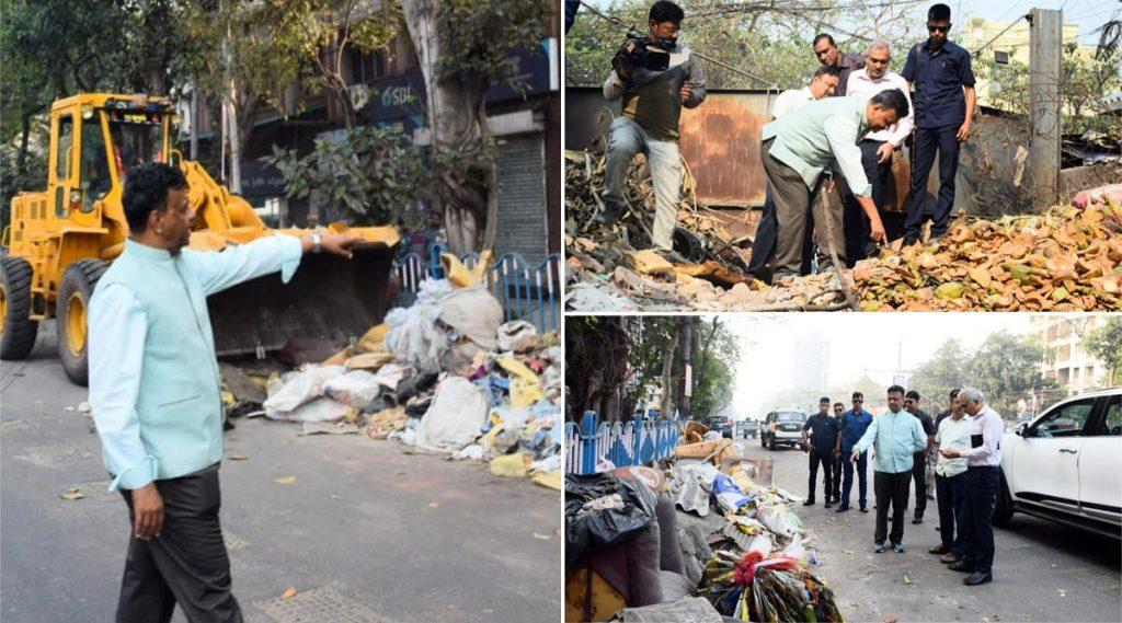 Firhad Hakim: পুরসভা ভোটের আগে শহরের 'জঞ্জাল-সাফ' মিশনে ফিরহাদ হাকিম, নিজের পাড়াতে মাতলেন চা-চর্চায়