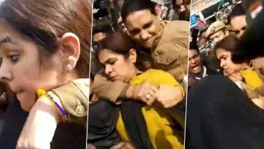 Shaheen Bagh: শাহিন বাগে বোরখা পরে ভিডিও করতে গিয়ে নাস্তানাবুদ ইউটিউবার গুঞ্জা কাপুর, পুলিশের বদান্যতায় শেষরক্ষা