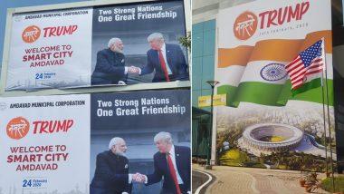 Donald Trump To Visit India: দুদিনের ভারতসফরে আজ সপরিবারে উপস্থিত হচ্ছেন মার্কিন প্রেসিডেন্ট ডোনাল্ড ট্রাম্প, স্বাগত জানাতে প্রস্তুত আহমেদাবাদ