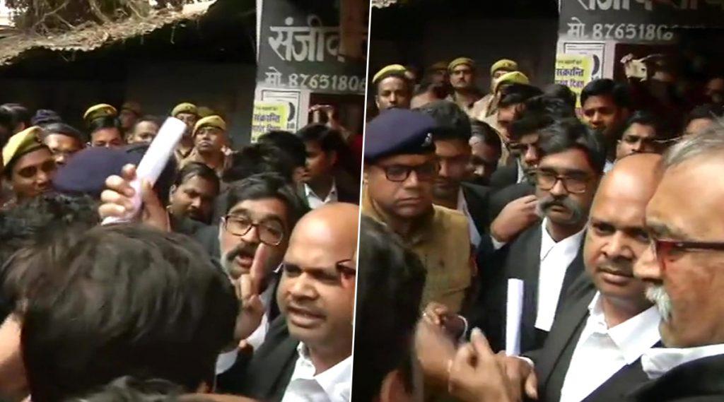Lucknow: বিস্ফোরণে কেঁপে উঠল আদালত, তদন্ত শুরু করেছে পুলিশ