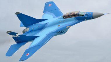 MiG-29K Aircraft Crash: গোয়ায় ভেঙে পড়ল ভারতীয় নৌবাহিনীর মিগ-২৯ কে বিমান