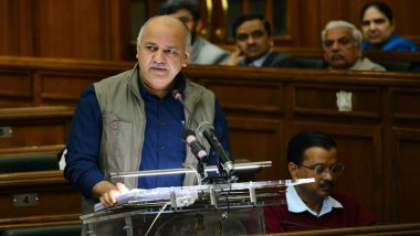 Delhi Deputy CM Manish Sisodia Hails CBI On Arresting His OSD:  ঘুষকাণ্ডে ফেঁসেছেন ওএসডি, সিবিআই অভিযুক্তকে কড়া শাস্তি দিক চাইছেন মণীশ সিসোদিয়া