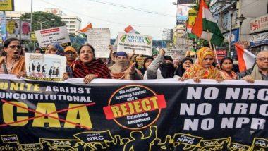 Park Circus Anti-CAA Protesters: পার্ক সার্কাসের অবস্থান বিক্ষোভকারীদের দিল্লিতে শান্তি ফেরার প্রার্থনা