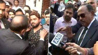 NSA Ajit Doval Meets Locals In Violence Hit Delhi: 'ইনশাআল্লাহ এখানে শান্তি বিরাজ করবে', দিল্লিতে হিংসা কবলিত এলাকাগুলির বাসিন্দাদের বললেন অজিত দোভাল