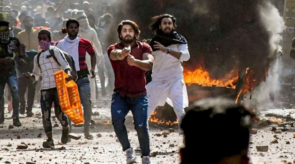 Delhi Violence Over CAA: রিভলভার উঁচিয়ে তেড়ে যাওয়া শাহরুখকে গ্রেপ্তার করল দিল্লি পুলিশ