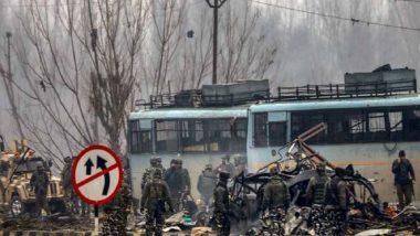 Pulwama Terror Attack 2nd Anniversary: পুলওয়ামা জঙ্গি হামলার ২ বছর, শহিদ হয়েছিলেন ৪০ CRPF জওয়ান