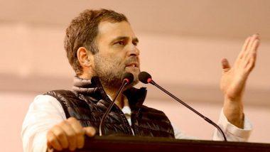 Rahul Gandhi: 'মিথ্যাকে প্রাতিষ্ঠানিক স্বীকৃতি দিয়েছে বিজেপি', আক্রমণ কংগ্রেস নেতা রাহুল গান্ধীর