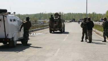 Jammu And Kashmir: পুলওয়ামায় এনকাউন্টার, সেনার গুলিতে নিকেশ ৩ জঙ্গি