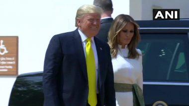 Donald Trump: এবার প্রেসিডেন্ট নির্বাচনে হার মেনে নিন ডোনাল্ড ট্রাম্প, চাইছেন মার্কিন ফার্স্টলেডি মেলানিয়া