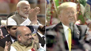 Namaste Trump: উগ্র সন্ত্রাসবাদের বিরুদ্ধে ঐক্যবদ্ধ লড়াইয়ের ডাক প্রেসিডেন্ট ডোনাল্ড ট্রাম্পের