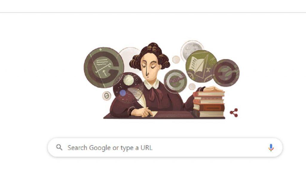 Google Doodle Honours Mary Somerville: ১৯ শতকের বেস্ট সেলার বিজ্ঞানের বইয়ের লেখিকা স্কটিশ মহিলা বৈজ্ঞানিক Mary Somerville-র জন্মদিনে তাঁকে স্মরণ করে ডুডল বানাল গুগল