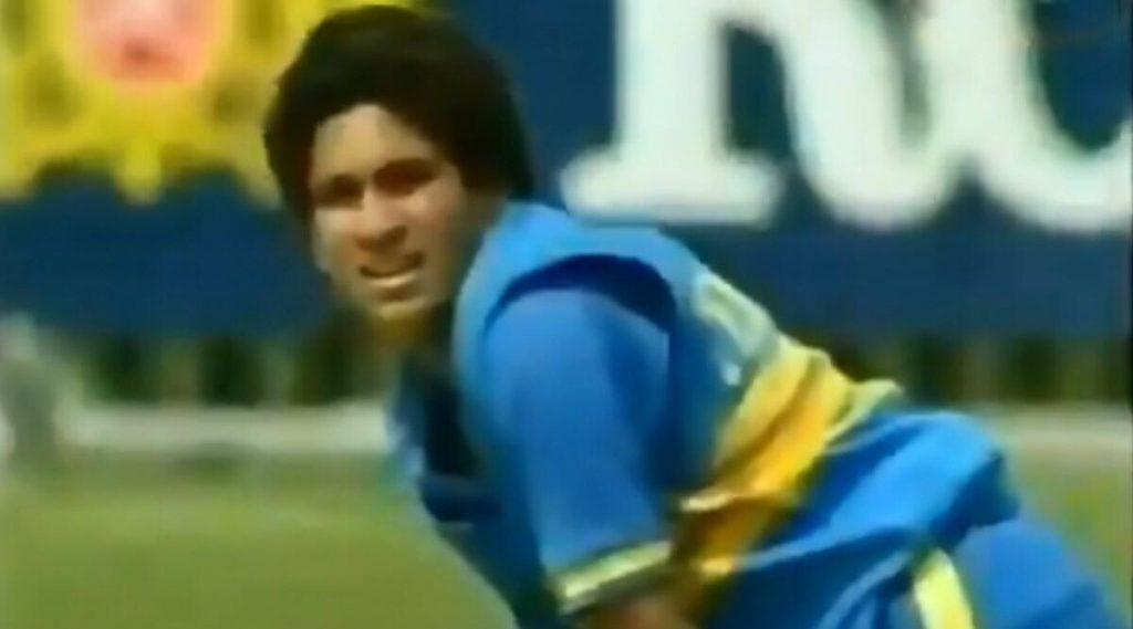 Sachin Tendulkar: আজকের দিনেই একদিনের ক্রিকেটে প্রথম রান পান সচিন তেন্ডুলকর
