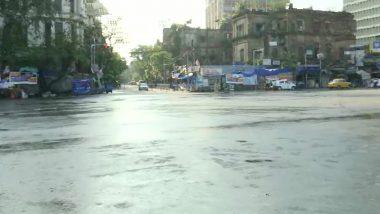 Janata Curfew in West Bengal: করোনা আতঙ্ক ও জনতা কার্ফুতে গৃহবন্দী রাজ্যবাসী, শুনশান শহর কলকাতা