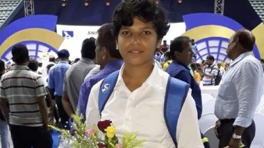 Richa Ghosh Donates One Lakh To Relief fund: রাজ্য আপৎকালীন ত্রাণ তহবিলে ১ লাখ অনুদান দিলেন ক্রিকেটার রিচা ঘোষ