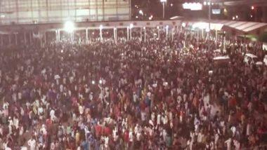 Thousands At Delhi Bus Station: লকডাউনে বাড়ি ফেরার তোড়জোড় অভিবাসী কর্মীদের; দিল্লির আনন্দ বিহার বাস টার্মিনাসে হাজার হাজার মানুষের জমায়েত