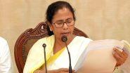Kolkata: জোড়া প্রকল্প ঘোষণা মুখ্যমন্ত্রী মমতা ব্যানার্জির, হবে কয়েক লাখ লোকের কর্মসংস্থান