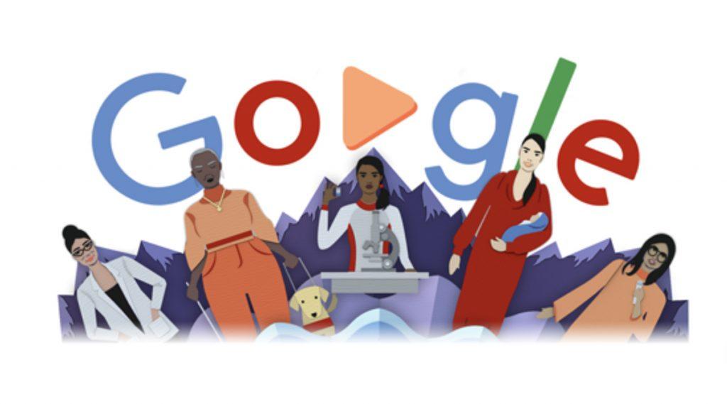 International Women's Day 2020: আন্তর্জাতিক নারী দিবস ২০২০ উপলক্ষে মহিলাদের আরও অগ্রসর হওয়ার বার্তা গুগল ডুডলে