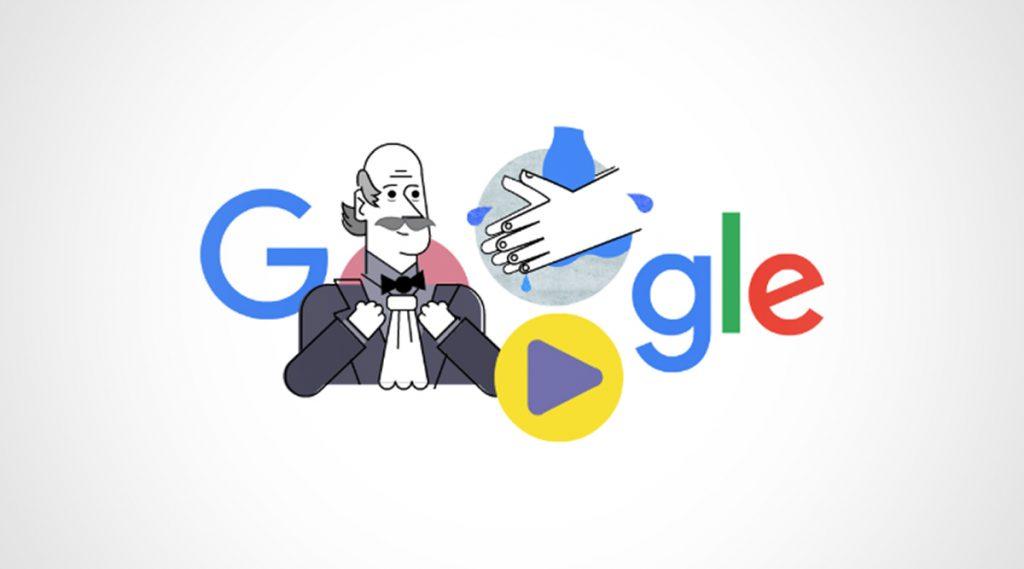 Handwashing Google Doodle: করোনাভাইরাসের হাত থেকে বাঁচাতে গুগল ডুডলে এলেন সংক্রমণ নিয়ন্ত্রণের জনক ডঃ আগনাজ সেম্মেলউইস, শিখিয়ে দিলেন হাত ধোওয়ার প্রক্রিয়া