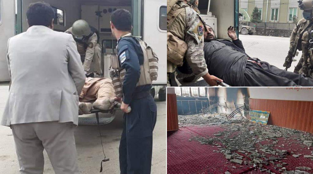 Terror Attack in Afghanistan: কাবুলে শিখ ধর্মস্থানে আত্মঘাতী হামলা, নিহত ১১