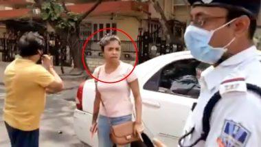 Lockdown In West Bengal: প্রকাশ্যে কলকাতা পুলিশের উর্দি চাটলেন তরুণী! সোশ্যাল মিডিয়ায় ভাইরাল ভিডিও