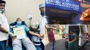 Kolkata Police: লকডাউনে রক্তসঙ্কট, রক্তদান করে গুরুতর অসুস্থ প্রৌঢ়ার প্রাণ বাঁচালেন বৌবাজার থানার অ্যাডিশনাল অফিসার-ইন-চার্জ