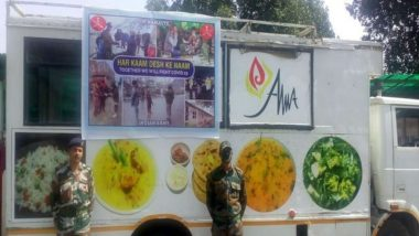 Coronavirus Lockdown in India: লকডাউনে অভিবাসী শ্রমিকদের খাদ্যসংকট থেকে বাঁচাতে কোমর বেঁধে নামল আর্মি ওয়াইফস ওয়েলফেয়ার অ্যাসোসিয়েশন